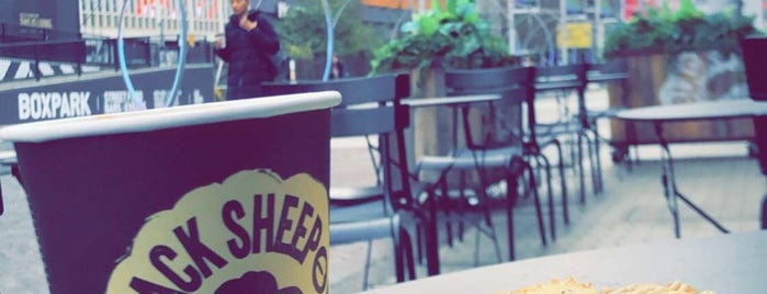Black Sheep Coffee is one of สถานที่ที่ Gabriele ถูกใจ.