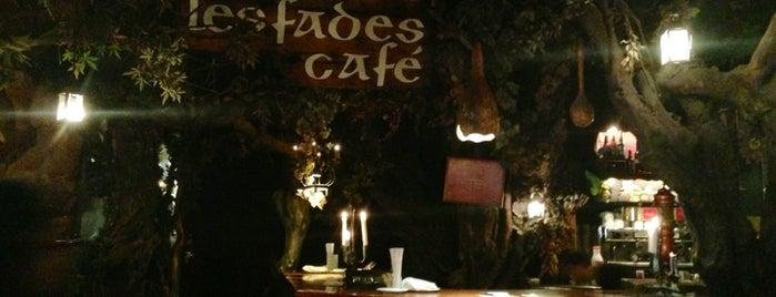 El Bosc de les Fades is one of Vicky et Cristina à Barcelone.