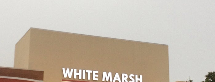 White Marsh Mall is one of Jamal 님이 좋아한 장소.
