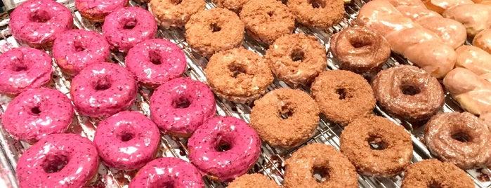 Sidecar Doughnuts & Coffee is one of Santa Monica.