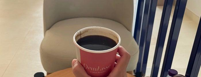 Demitasse Coffee Roasters is one of Coffee.
