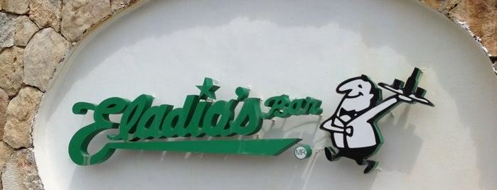 Eladio's is one of restaurantes por checar.