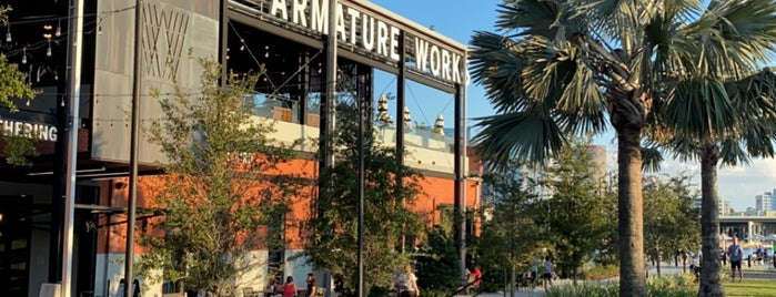 Tampa Armature Works is one of TAMPA_ME List.