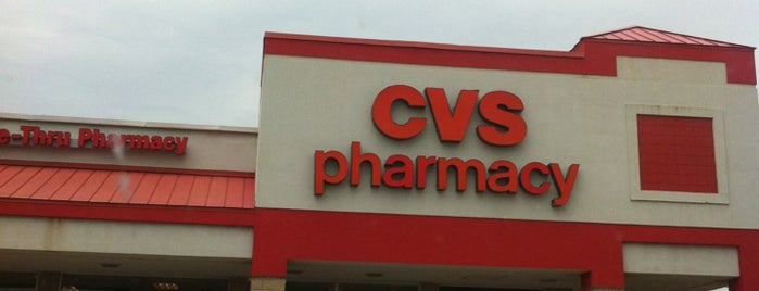 CVS pharmacy is one of 💋💋Miss'in Beğendiği Mekanlar.