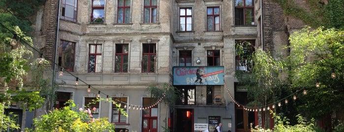 Clärchens Ballhaus is one of Almost Locals em Berlim.