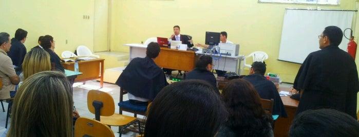Fórum de Tianguá is one of Mayorship....