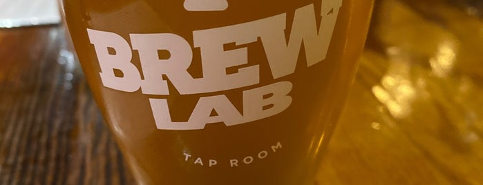 Brew Lab is one of KC Q and Brew.