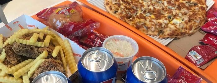 Mansourian Fast Food | فست فود عليرضا منصوريان is one of Lieux qui ont plu à Nora.