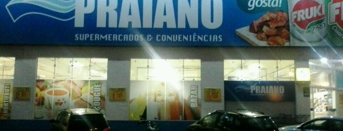 Supermercado Praiano is one of Lieux sauvegardés par Valdemir.