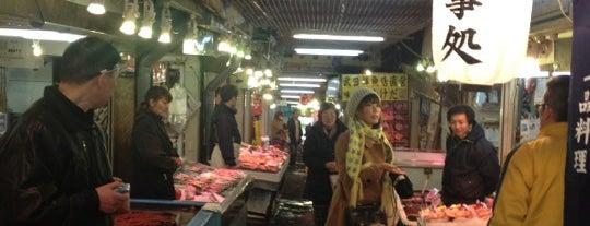 Sankaku Market is one of Hokkaido.