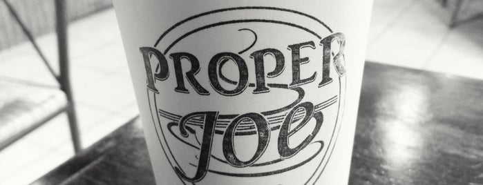 Proper Joe Coffeehouse is one of Posti che sono piaciuti a Erik.