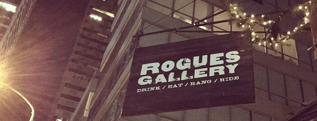 Rogues Gallery Bar is one of Center City Sips 2015.