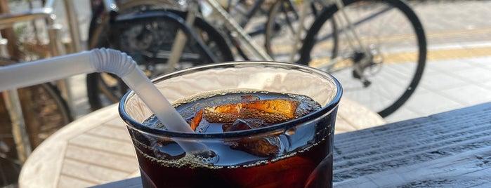 CROSS COFFEE is one of Locais curtidos por モリチャン.