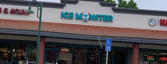 Ice Monster is one of Clarissa 님이 저장한 장소.