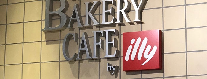 Bakery Cafe by illy @ Greystone CIA is one of Greystone (St. Helena) Campus Tour.