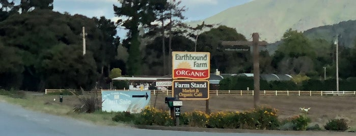Earthbound Farm Organic Cafe is one of HWY1: Santa Cruz to Monterey/Carmel.