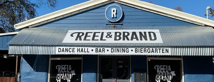 Reel & Brand is one of Do: Sonoma ☑️.