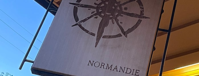 Normandie is one of PDX.