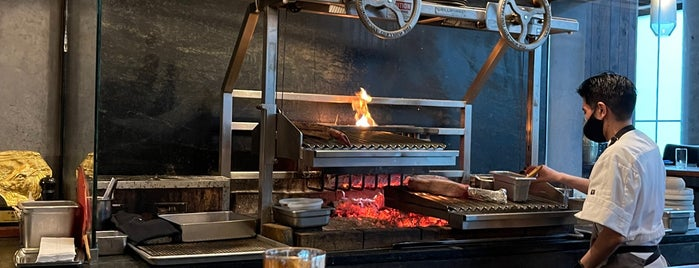 Niku Steakhouse is one of SF to try.