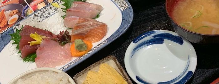 魚や一丁 新宿三光町店 is one of 西院 님이 좋아한 장소.