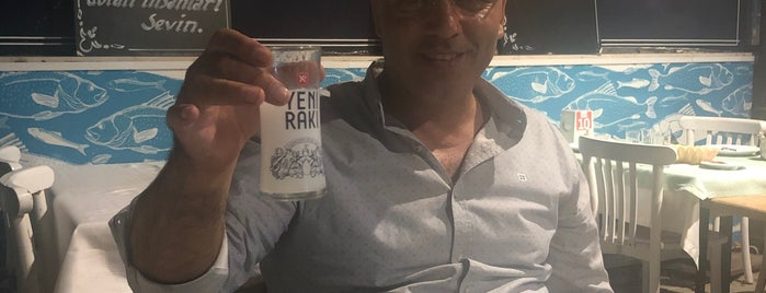 Park Balık Restoran is one of Posti che sono piaciuti a Brc 🌼.