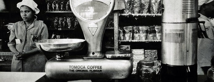 Tomoca Coffee House is one of Addis Ababa, ET.