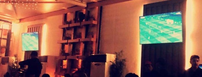 Sofa Lounge is one of Posti che sono piaciuti a Dania.