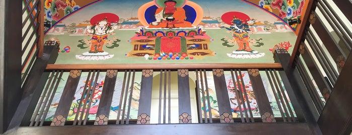 Buddhistisk Center København is one of Denmark 🇩🇰.