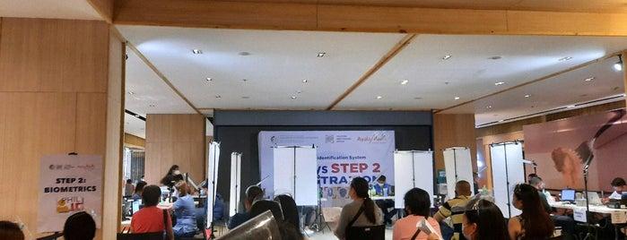 Ayala Malls Vertis North is one of Posti che sono piaciuti a Shank.