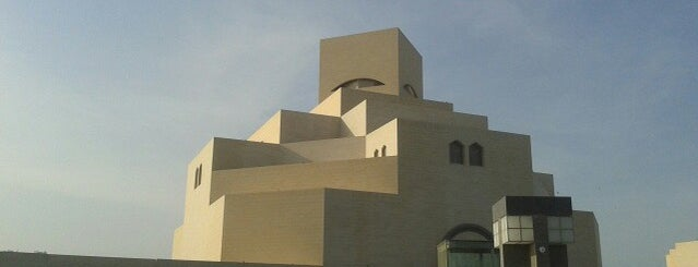 Museum of Islamic Art (MIA) is one of Doha.