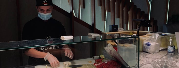 Masami Sushi is one of MVi.