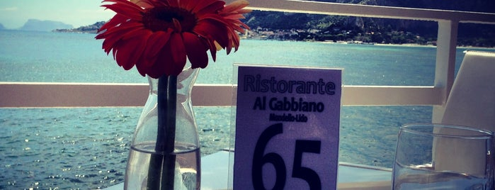 Ristorante Al Gabbiano is one of Sicily.
