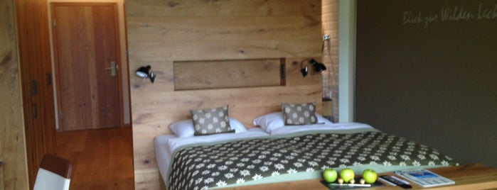 Hotel Aqua Dome is one of Europe.