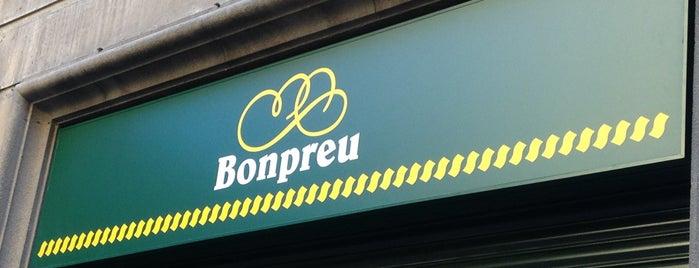 Bonpreu is one of Tempat yang Disukai Eva.