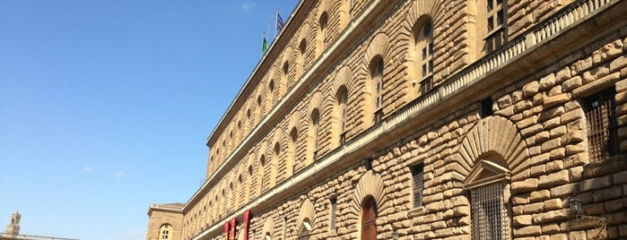 Palazzo Pitti is one of Florence - Firenze - Peter's Fav's.