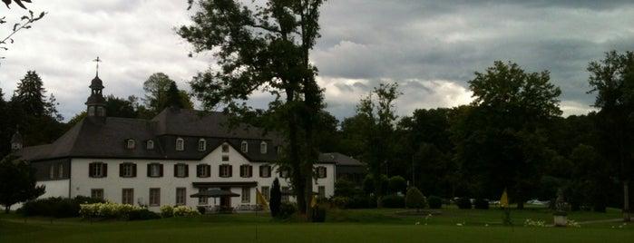 Golfclub Schloß Auel is one of Golf und Golfplätze in NRW.