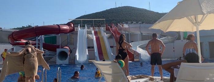 Voyage Aquapark is one of Nilay : понравившиеся места.