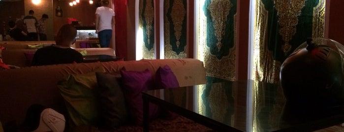 Damascus Shisha Lounge : Hatyai is one of Санчезъ: сохраненные места.