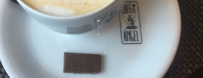Café del Ángel is one of Best of Essen.
