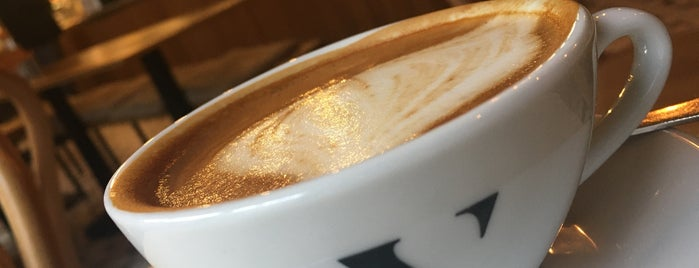 The Visit is one of Kaffee Berlin.