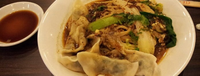 Kanzhu Hand Pulled Noodles is one of Top resto's in Morato, Timog area..