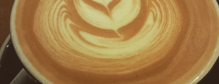 Craft Coffee Revolution is one of Dennis : понравившиеся места.