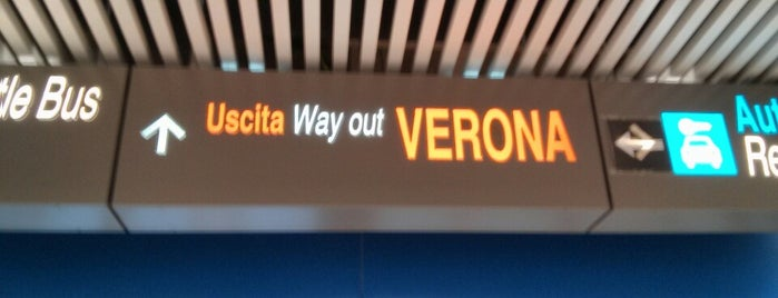 Aeroporto di Verona Villafranca (VRN) is one of Giannicola 님이 좋아한 장소.