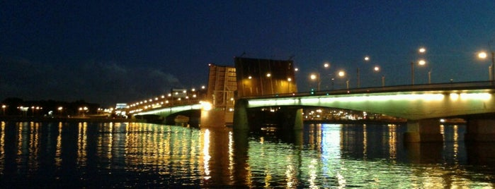 Alexander Nevsky Bridge is one of Tashaさんのお気に入りスポット.