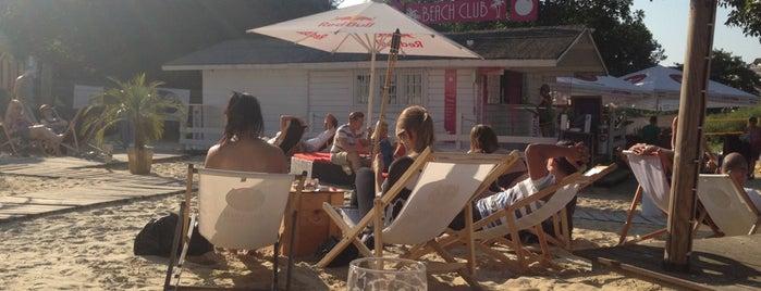 White Pearl Beach Club is one of Bremen / Deutschland.