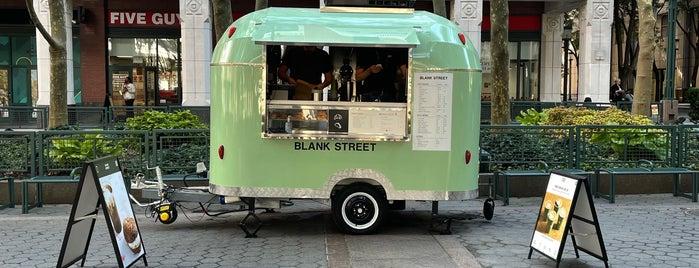 Blank Street Cart is one of Brooklyn.