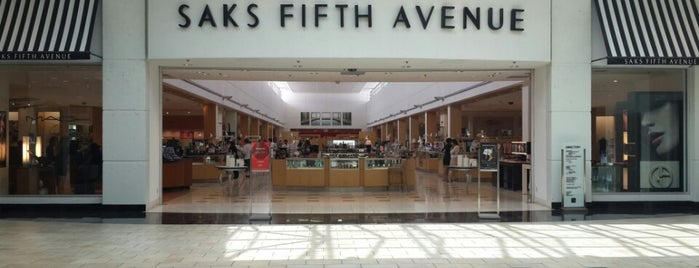 Saks Fifth Avenue is one of My Magic Orlando.
