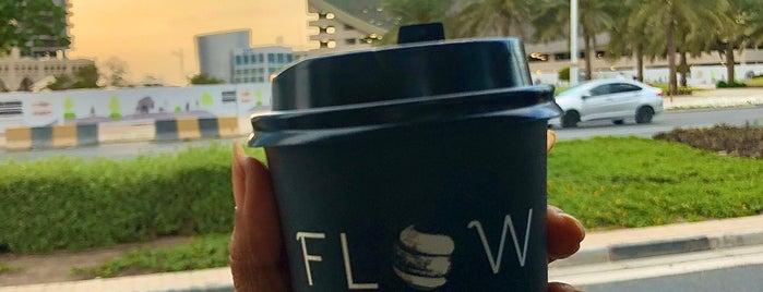 Flow is one of Lieux qui ont plu à Yousif.