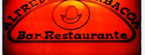 Alfredo's Barbacoa is one of Madrid: Restaurantes +.