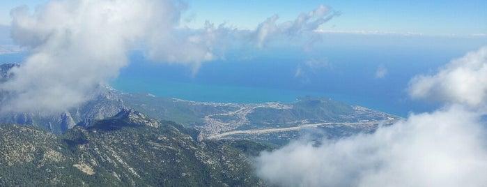 Olympos Teleferik (2365 m) is one of L'été  à Antalya.